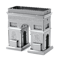 metal earth  architecture - arc de triomphe 3