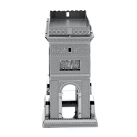 metal earth  architecture - arc de triomphe 4
