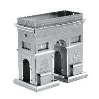 metal earth  architecture - arc de triomphe 5