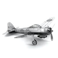 metal earthe  aviation - mitsubishi zero 1