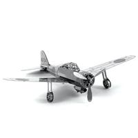 metal earthe  aviation - mitsubishi zero 2
