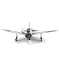 metal earthe  aviation - mitsubishi zero 3