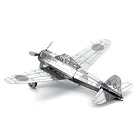 metal earthe  aviation - mitsubishi zero 4