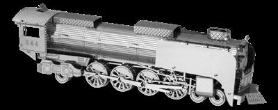 metal earth vehicles - steam locomotive