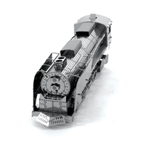 metal earth vehicles - steam locomotive 1