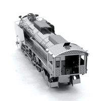 metal earth vehicles - steam locomotive 4