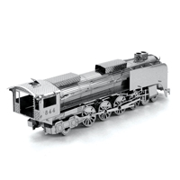 metal earth vehicles - steam locomotive 5