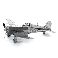 metal earth aviation F4U CORSAIR  3