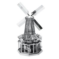 metal earth windmill 5