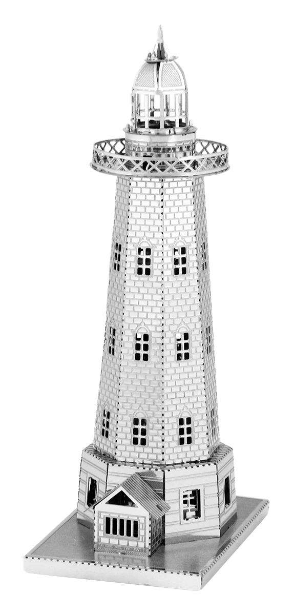 metal earth models -  light house