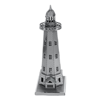 metal earth models -  light house  1