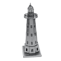 metal earth models -  light house  4