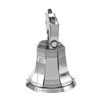 metal earth models - liberty bell 4