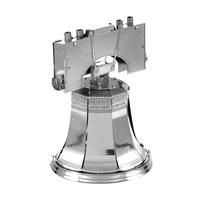 metal earth models - liberty bell 5