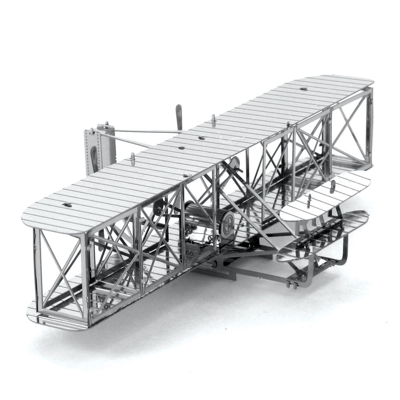 Metal Earth Aviation Wright Brother Airplane Metal