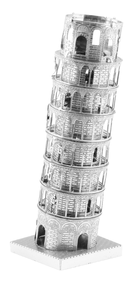 metal earth Architecture - tower of pisa