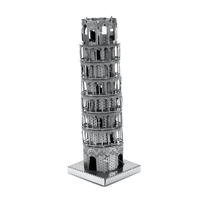 metal earth Architecture - tower of pisa 3