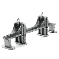metal earthe  architecture - brooklyn bridge 5