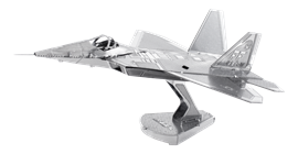 metal earth aviation f-22 raptor