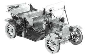 metal earth vehicles - 1908 ford model T