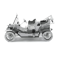 metal earth vehicles - 1908 ford model T 3