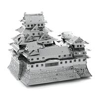 metal earth architecture himeji castle 2