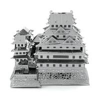 metal earth architecture himeji castle 4