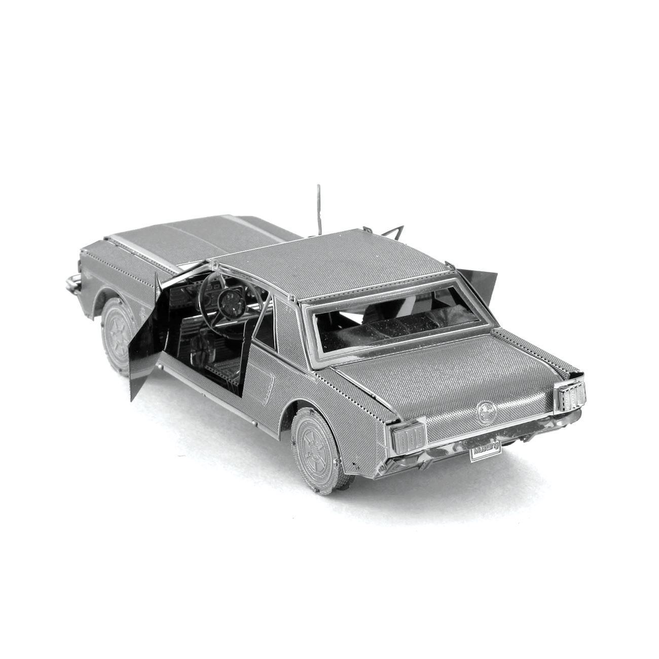 Metal earth vehicles 1965 ford mustang 2