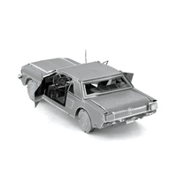 metal earth vehicles - 1965 Ford Mustang 2