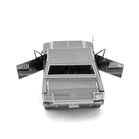 metal earth vehicles - 1965 Ford Mustang 3