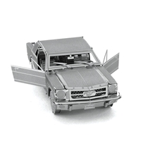 metal earth vehicles - 1965 Ford Mustang 5