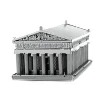 metal earth architecture - parthenon 1