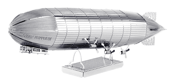 Metal Earth aviation - Graf Zeppelin