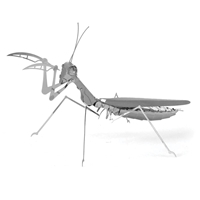 Metal Erath Bugs - Praying mantis 1
