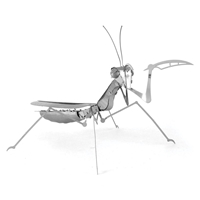 Metal Erath Bugs - Praying mantis 4
