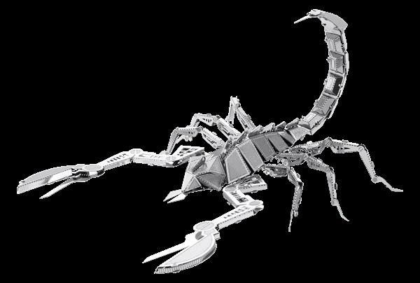 metal earth  bugs - scorpion