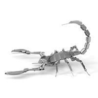 metal earth  bugs - scorpion 2