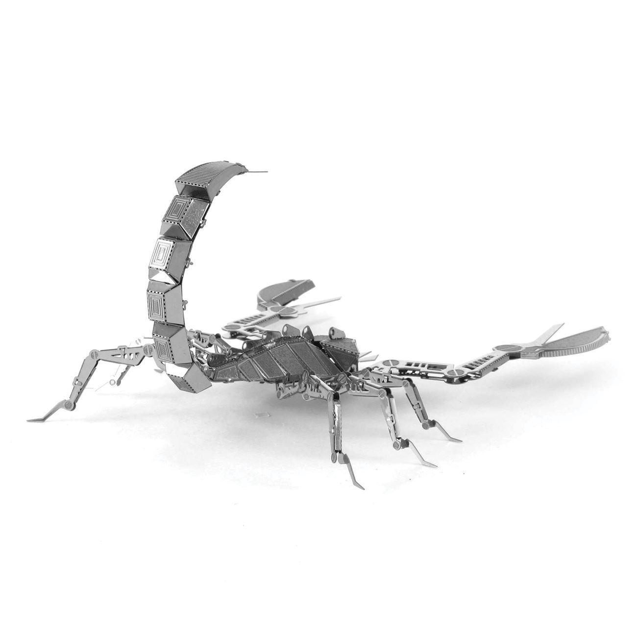 Metal Earth Scorpion DIY Build Assemble Model Steel Sheet 3D Craft Create Pieces