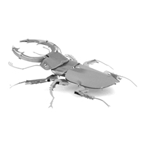 metal earth bugs - stag beetle 2