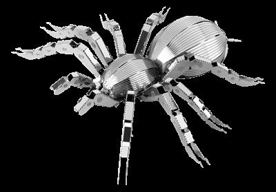 metal earth bugs - tarantula