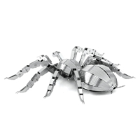 metal earth bugs - tarantula 3