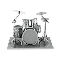 metal earth musical - drum set 2