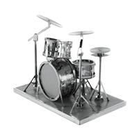 metal earth musical - drum set 3