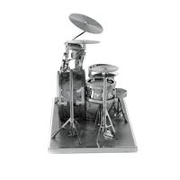 metal earth musical - drum set 4