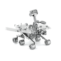 metal earth  aviation  mars rover 1