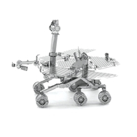 metal earth  aviation  mars rover 3