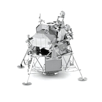 metal earth  the aviation - apollo lunar module 1