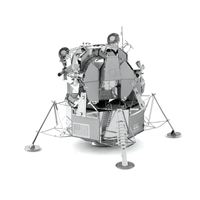 metal earth  the aviation - apollo lunar module 2