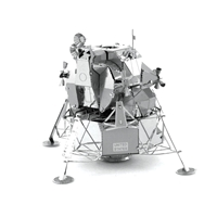 metal earth  the aviation - apollo lunar module 3