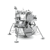 metal earth  the aviation - apollo lunar module 4